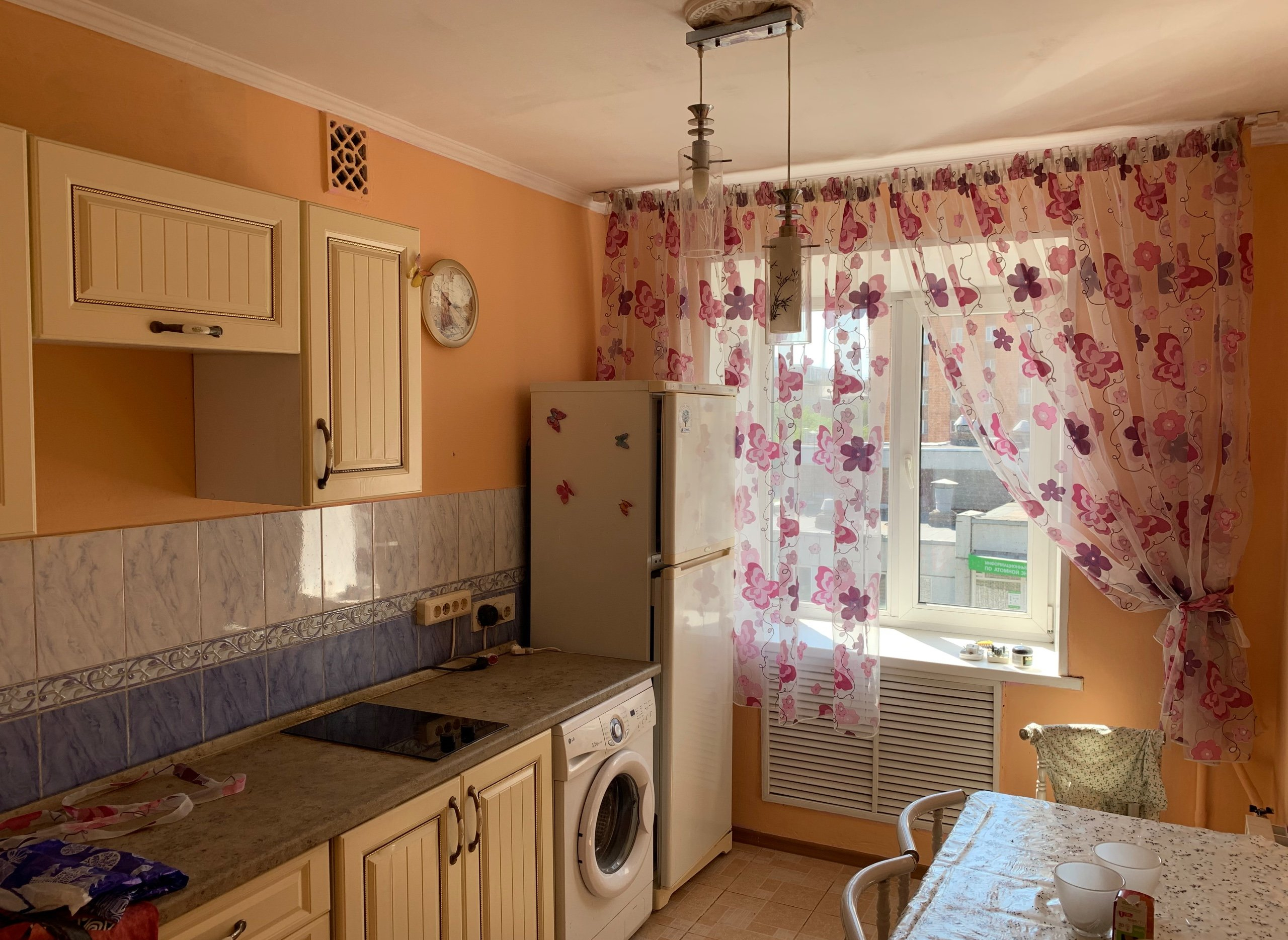 2к квартира ул Ады Лебедевой, д 66   24500   аренда в Красноярске фото 0
