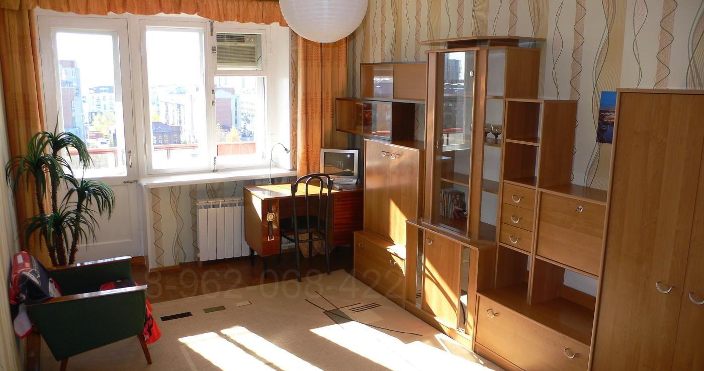 1к квартира ул Карла Маркса, д 150 | 17500 | аренда в Красноярске фото 0