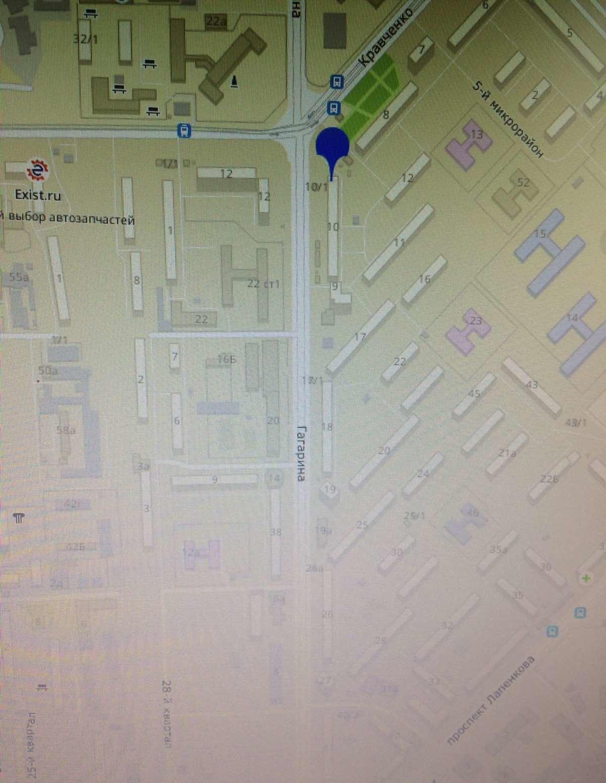 1к квартира Красноярский край, г Ачинск, мкр 5-й, д 10 | 5000 | аренда в Красноярске фото 0