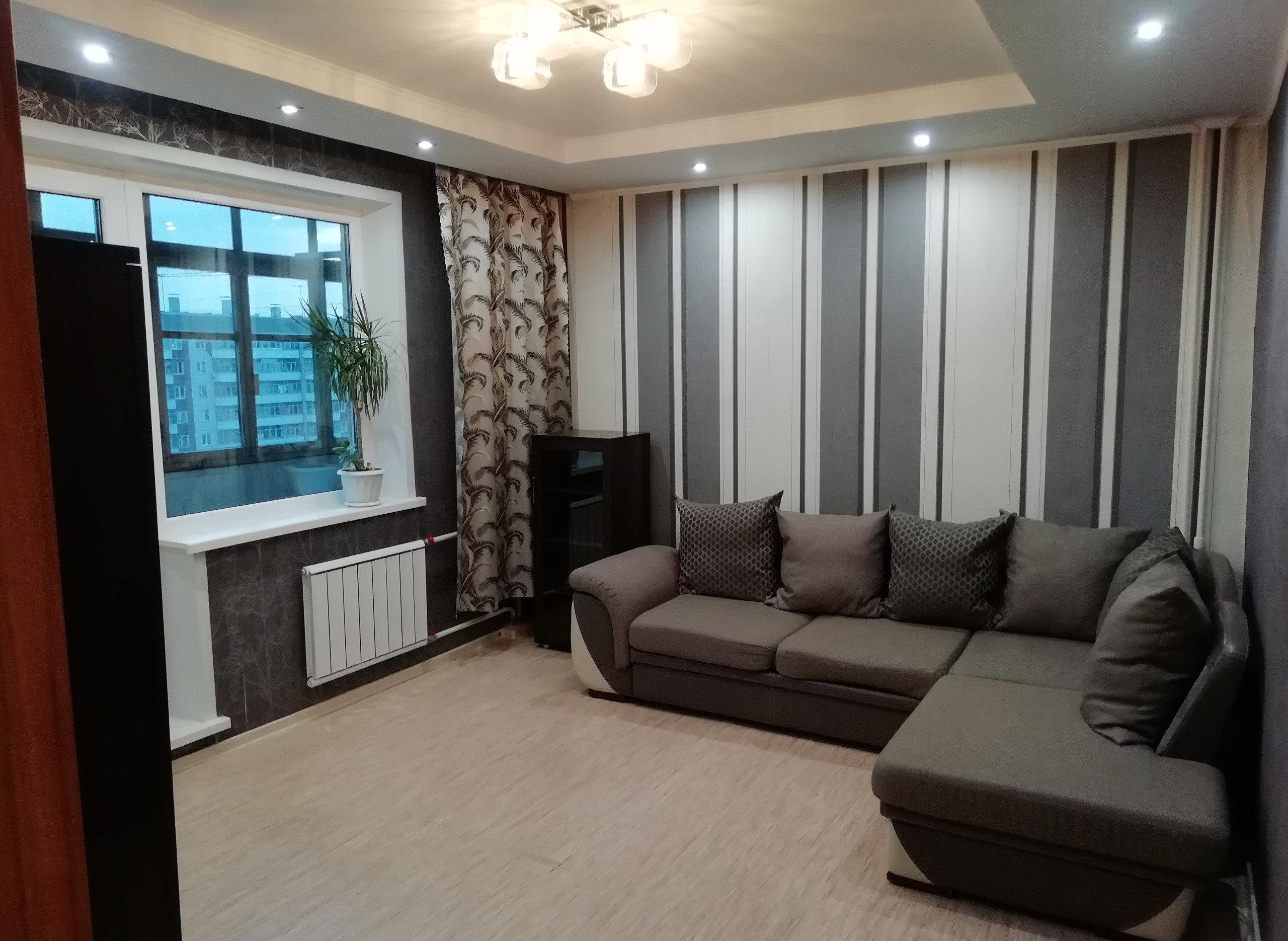 2к квартира ул Воронова, д 24 | 18000 | аренда в Красноярске фото 0