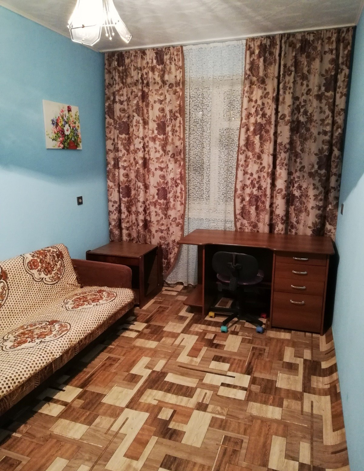 2к квартира ул 60 лет Октября, д 56А | 15000 | аренда в Красноярске фото 1