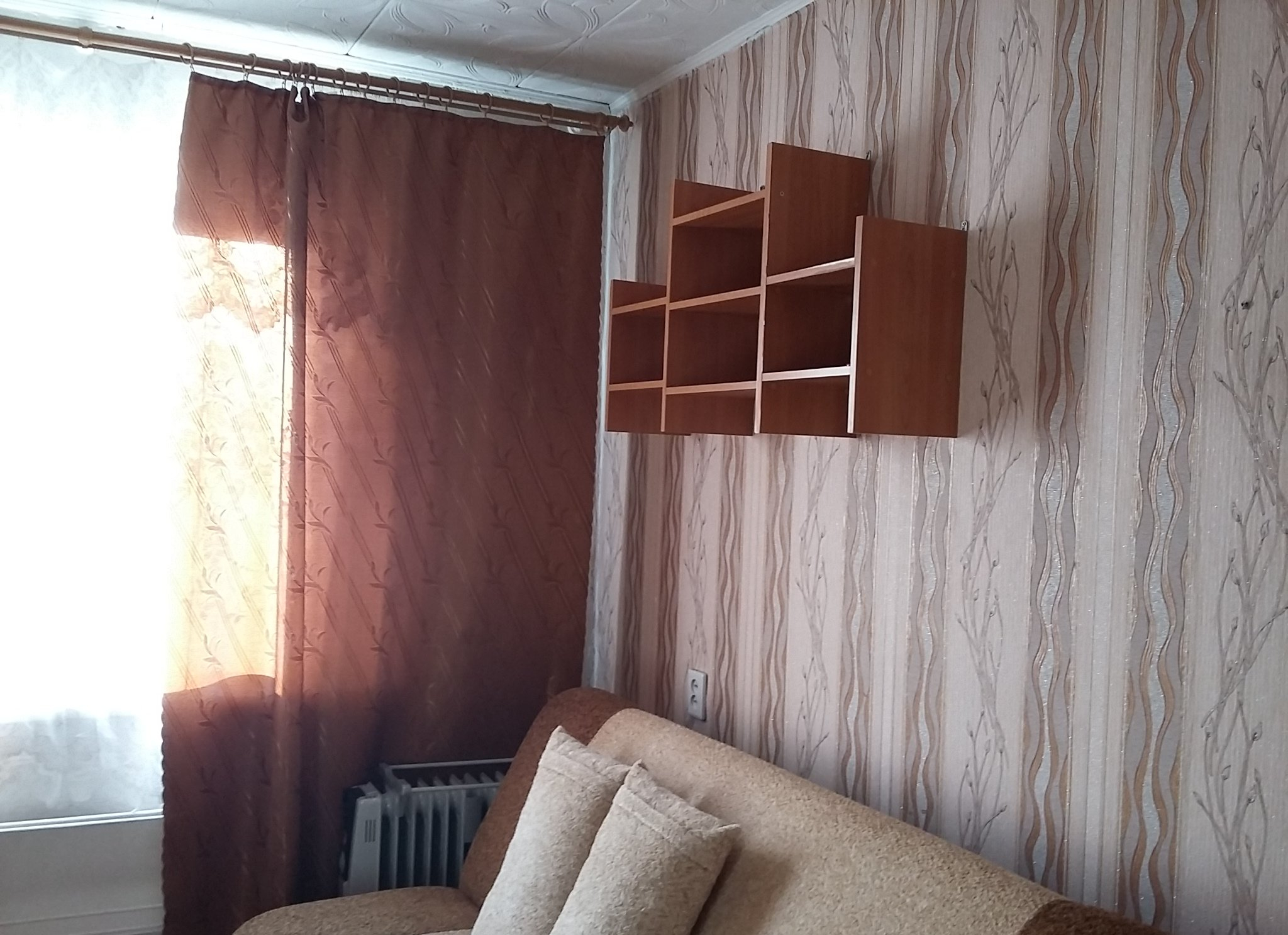 1к квартира ул Железнодорожников, д 9 | 7500 | аренда в Красноярске фото 0
