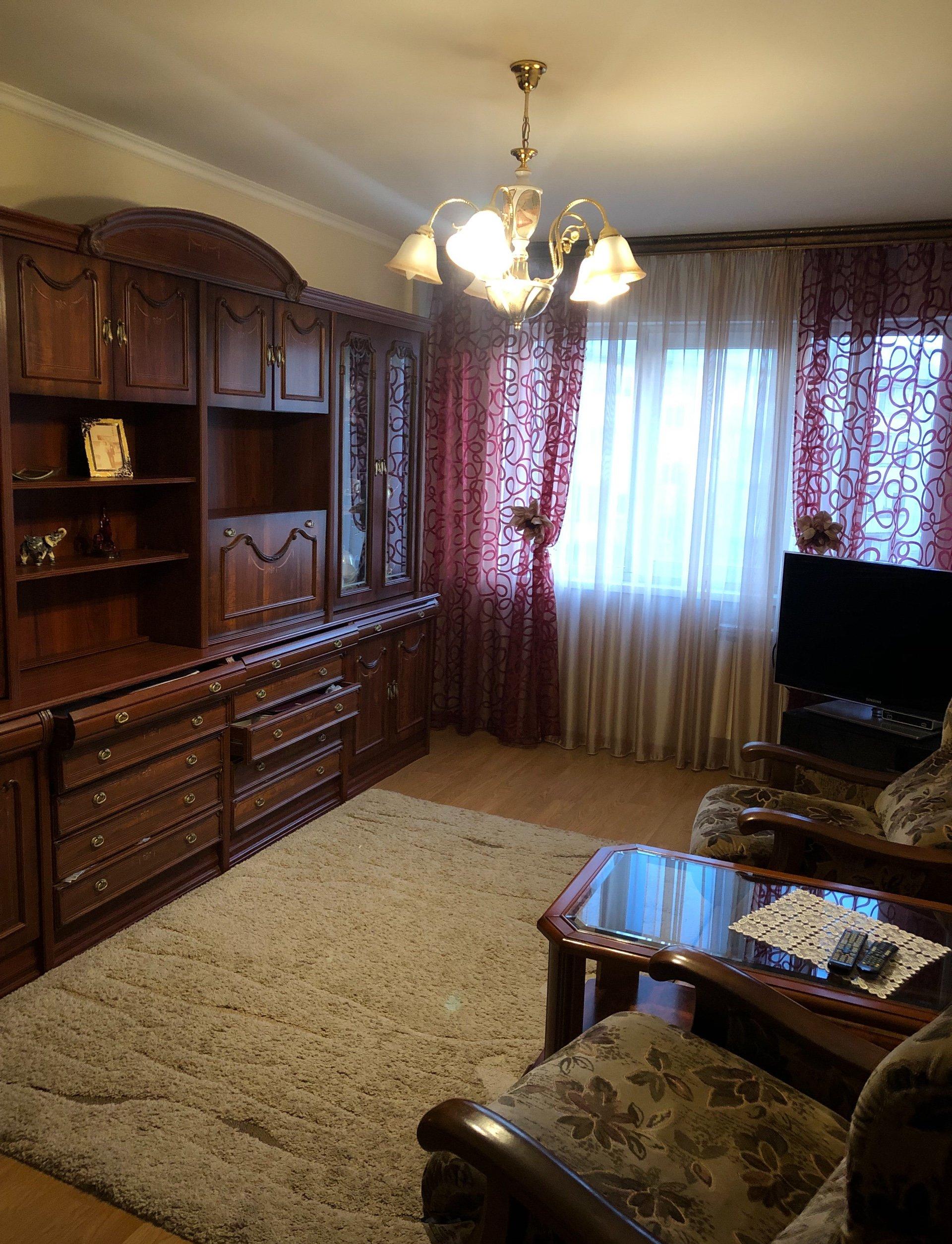 3к квартира ул Александра Матросова, д 7А | 25000 | аренда в Красноярске фото 1