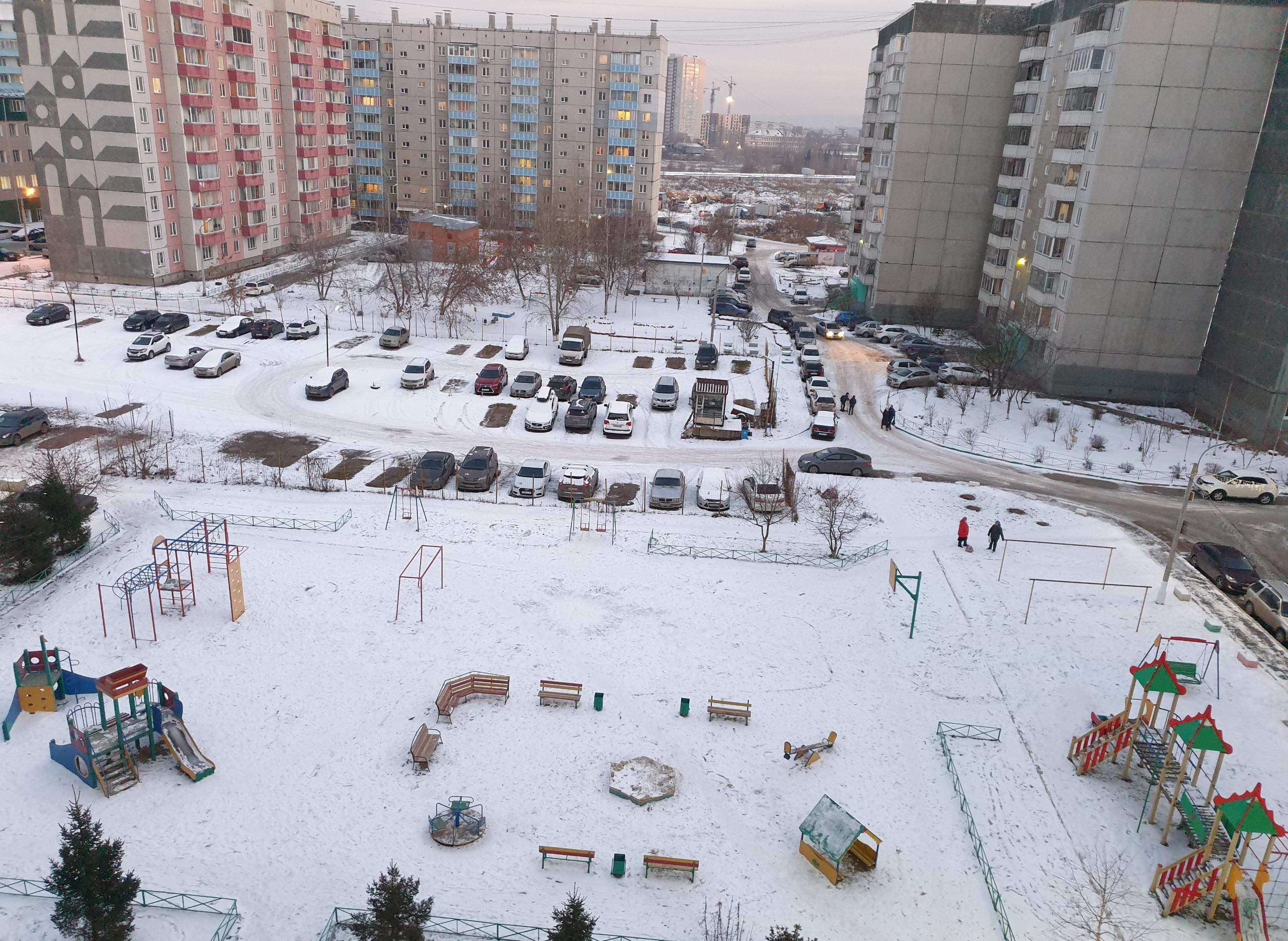 1к квартира ул Урванцева, д 8А | 16500 | аренда в Красноярске фото 6