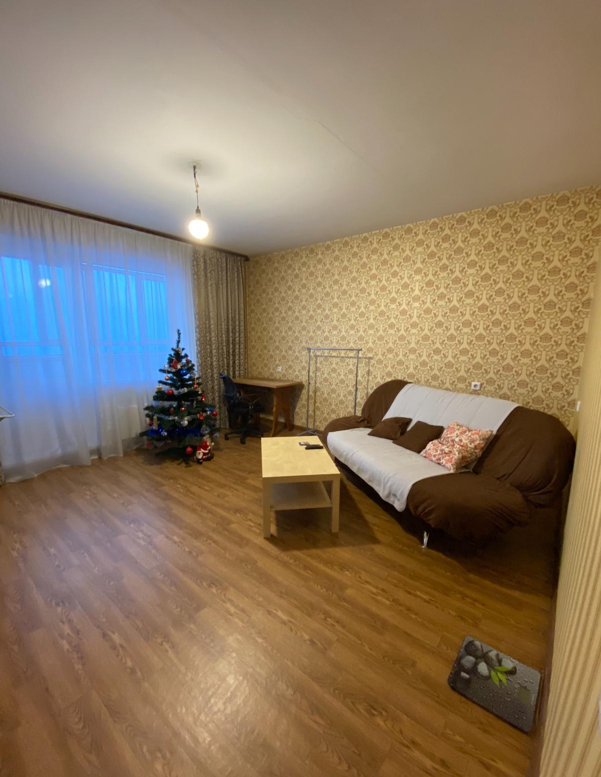 1к квартира Уютный пер, д 9 | 17000 | аренда в Красноярске фото 0
