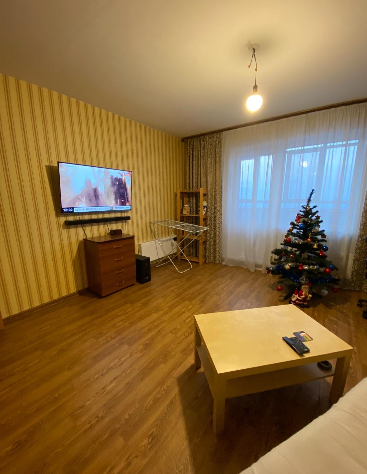 1к квартира Уютный пер, д 9 | 17000 | аренда в Красноярске фото 1