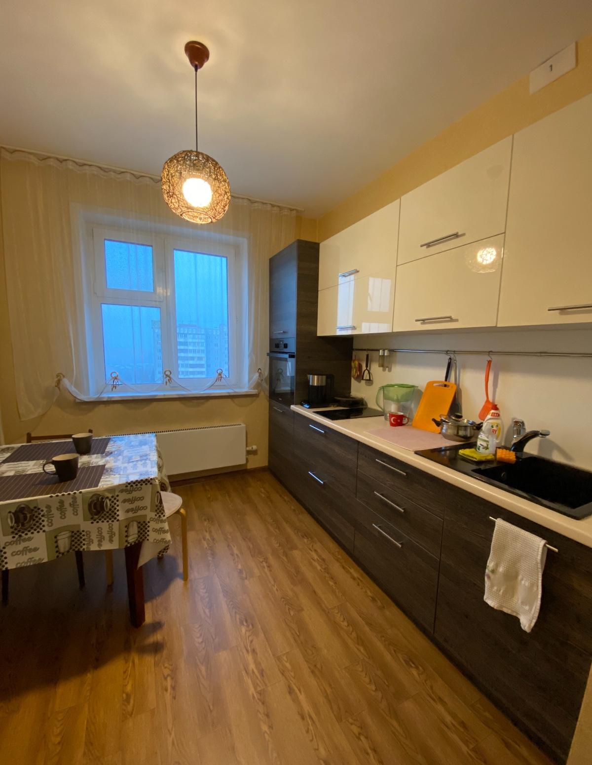 1к квартира Уютный пер, д 9 | 17000 | аренда в Красноярске фото 2