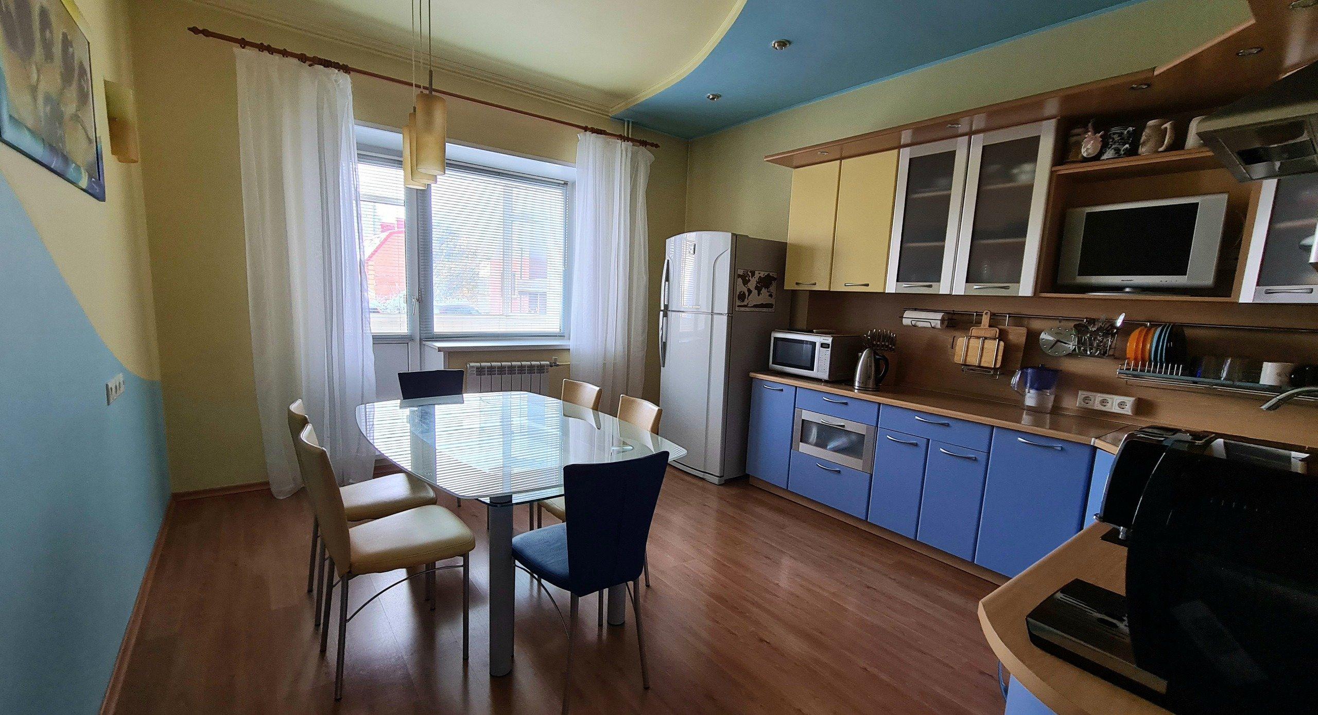 4к квартира ул Елены Стасовой, д 25 | 70000 | аренда в Красноярске фото 8