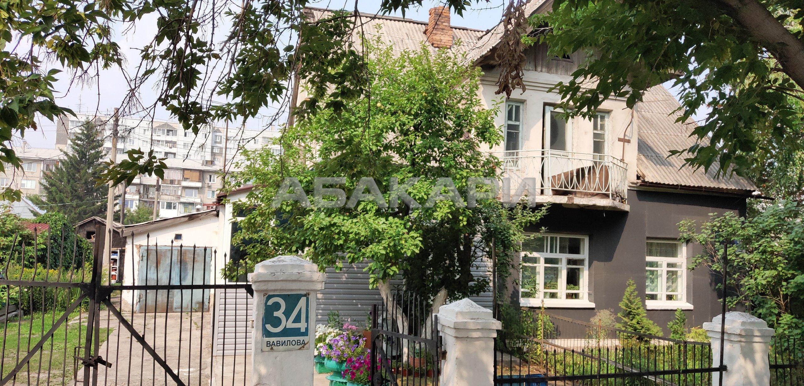 1к квартира ул Академика Вавилова, д 34   7000   аренда в Красноярске фото 0