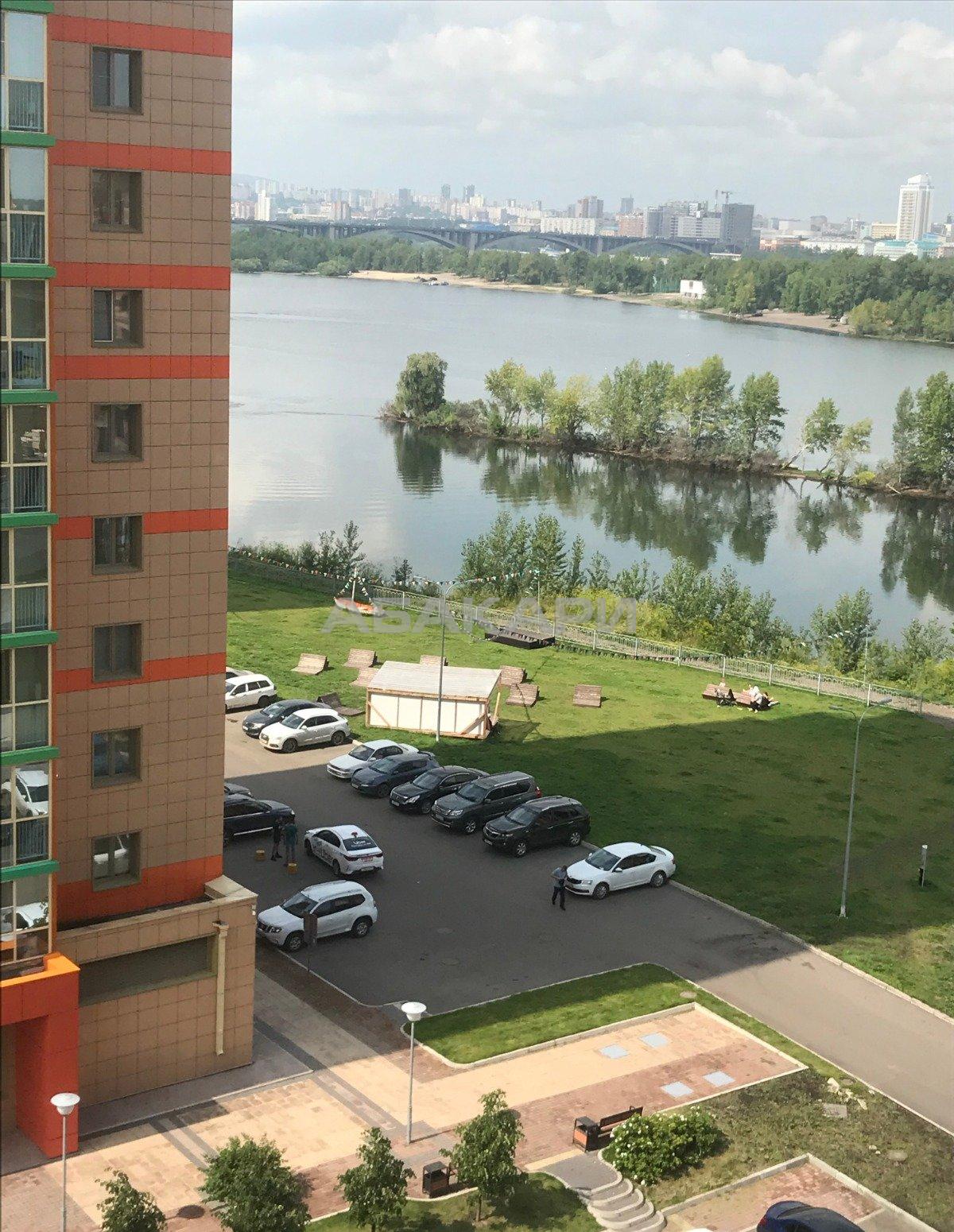 1к квартира ул Парусная, д 5 8/9 - 38кв | 28000 | аренда в Красноярске фото 0