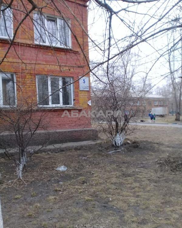 1к квартира ул Квартальная, д 5 2/2 - 13кв | 6000 | аренда в Красноярске фото 0