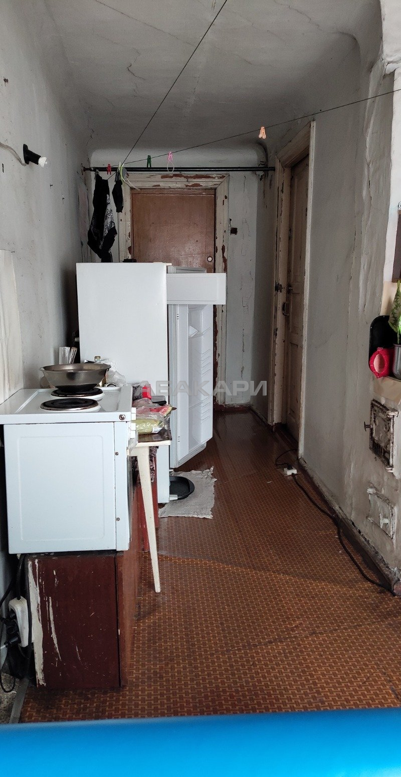 1к квартира ул Академика Вавилова, д 34   7000   аренда в Красноярске фото 2