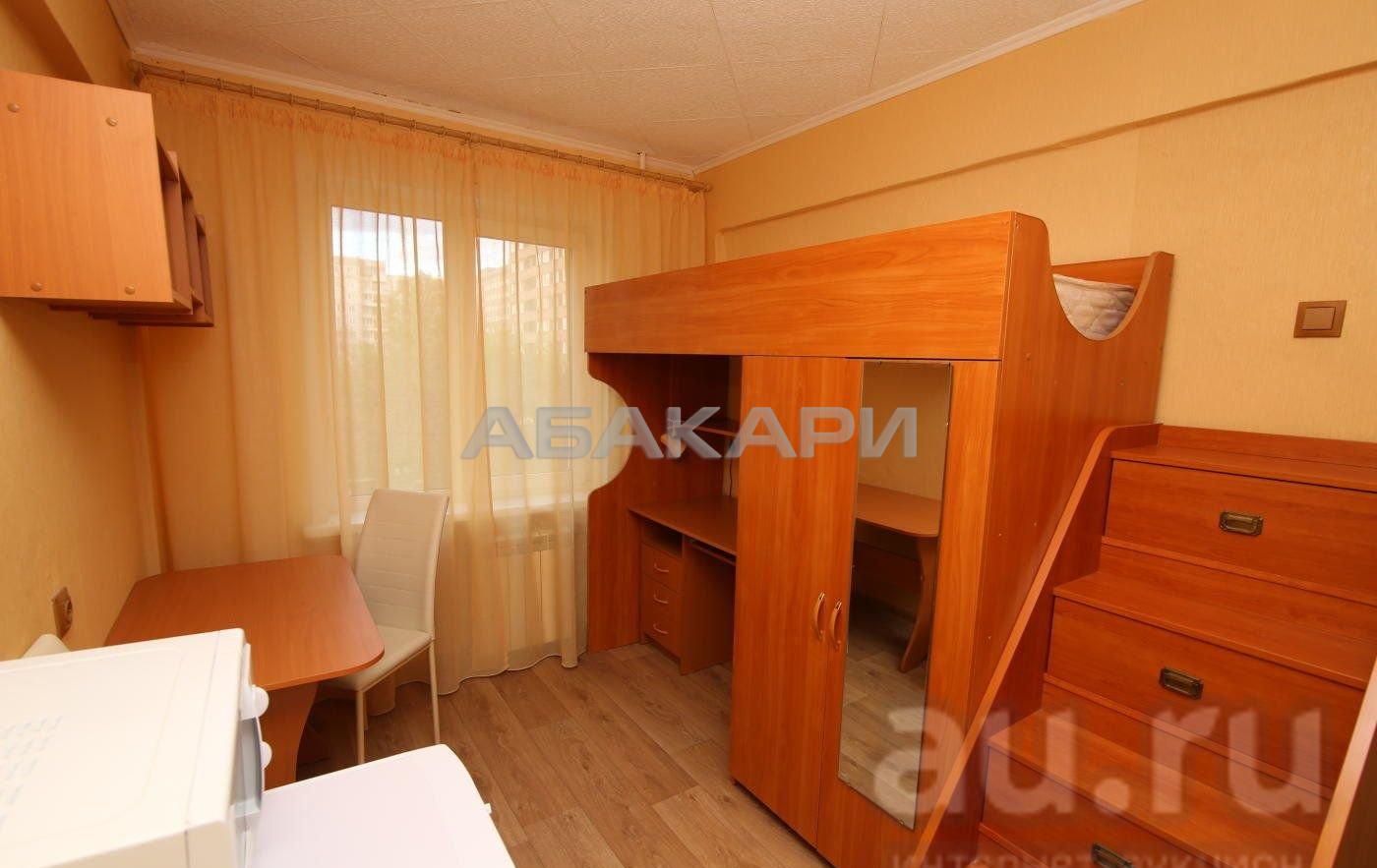1к квартира ул Семафорная, д 183 3/5 - 9кв   6000   аренда в Красноярске фото 0