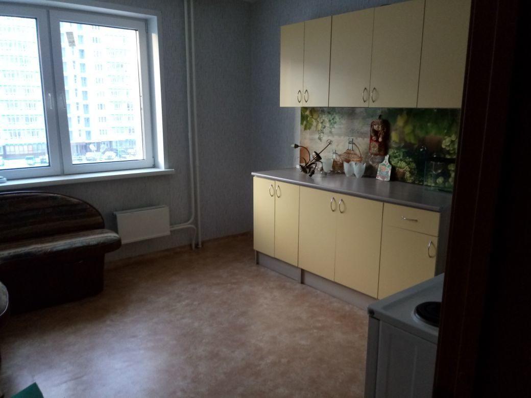 1к квартира улица Карамзина, 8   13500   аренда в Красноярске фото 1