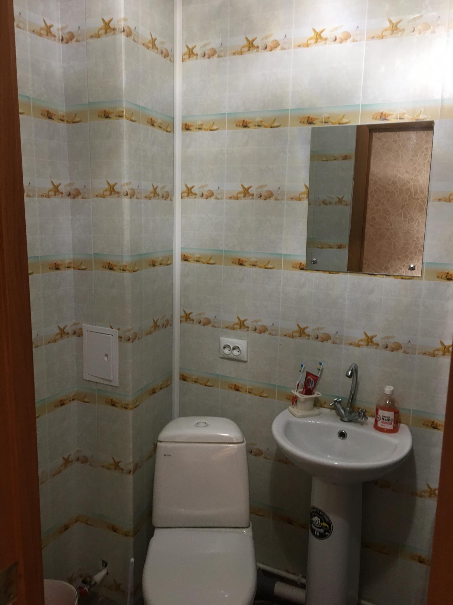 1к квартира 44 улица 60 лет Октября | 13000 | аренда в Красноярске фото 9