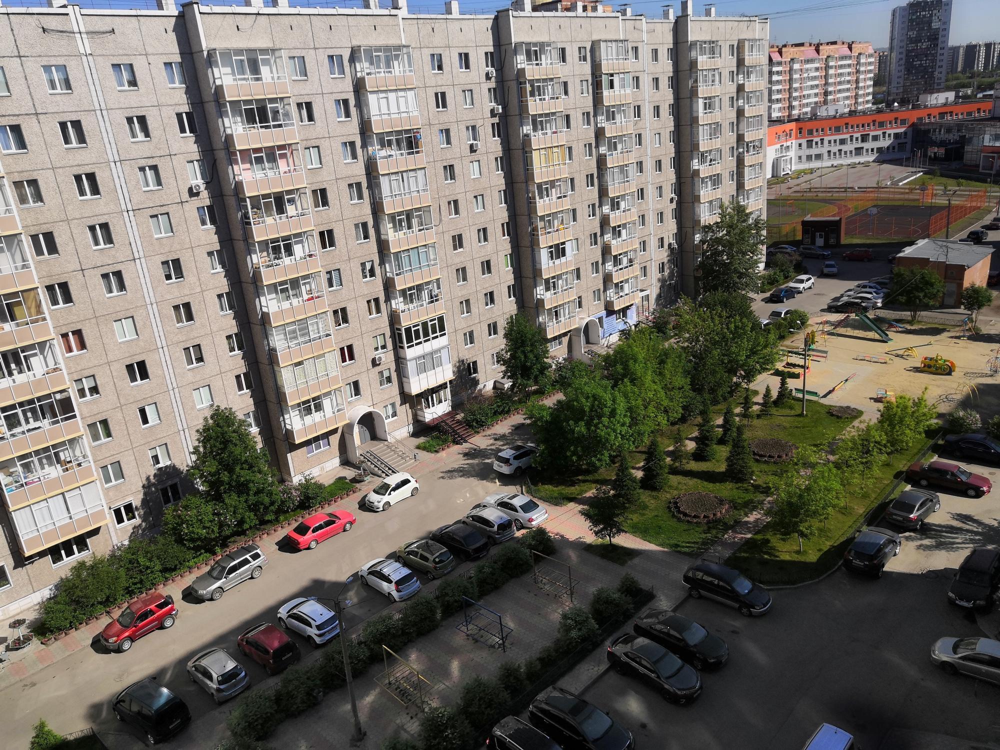 2к квартира улица Алексеева, д.25 | 17000 | аренда в Красноярске фото 12