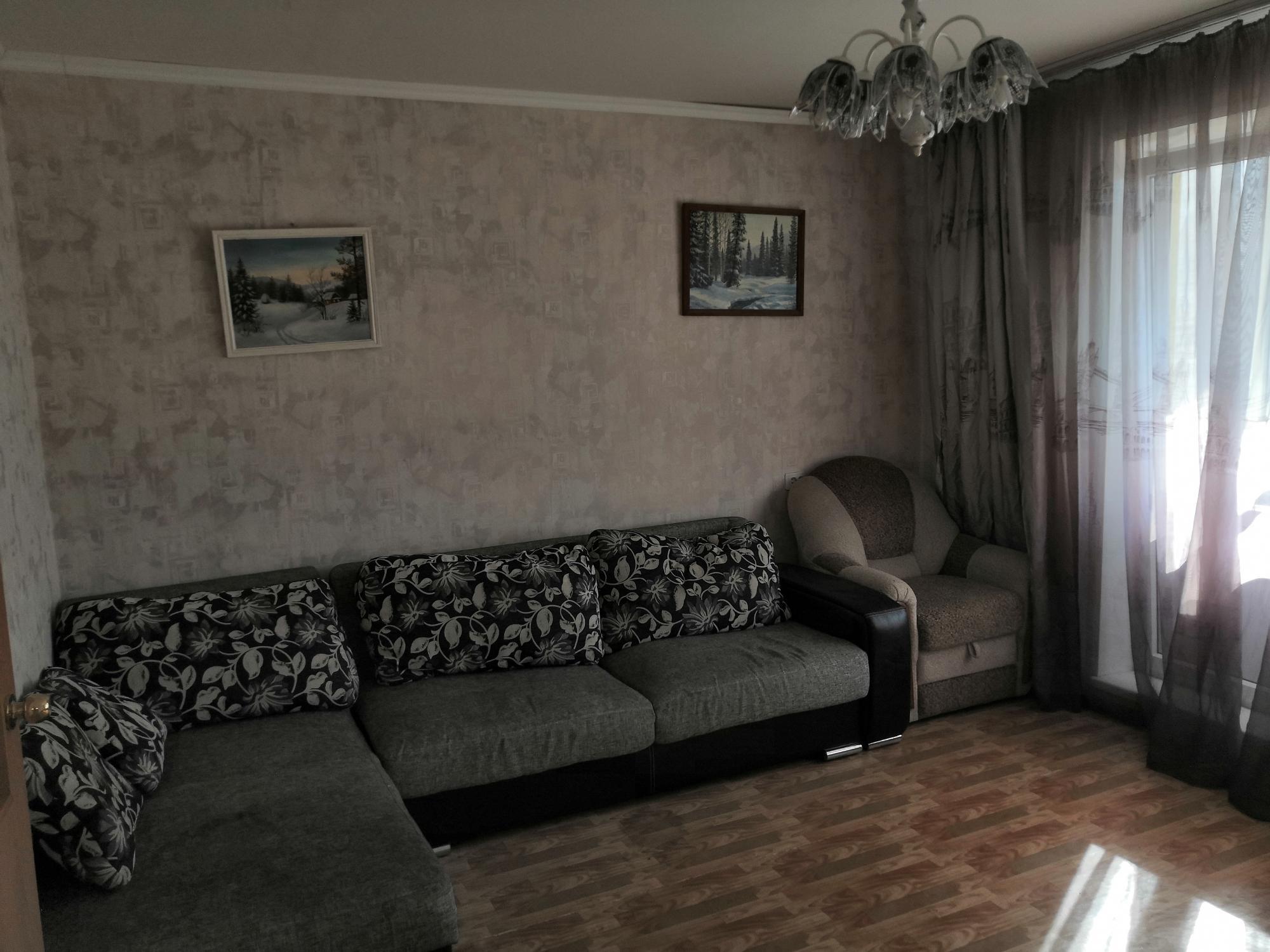 2к квартира улица Алексеева, д.25 | 17000 | аренда в Красноярске фото 2