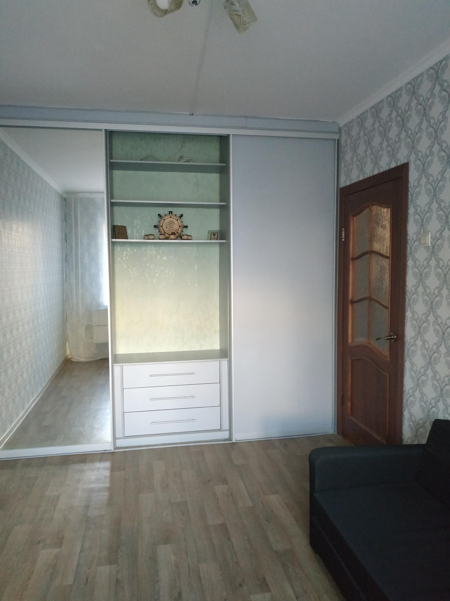 2к квартира улица Молокова, 7 | 19000 | аренда в Красноярске фото 1