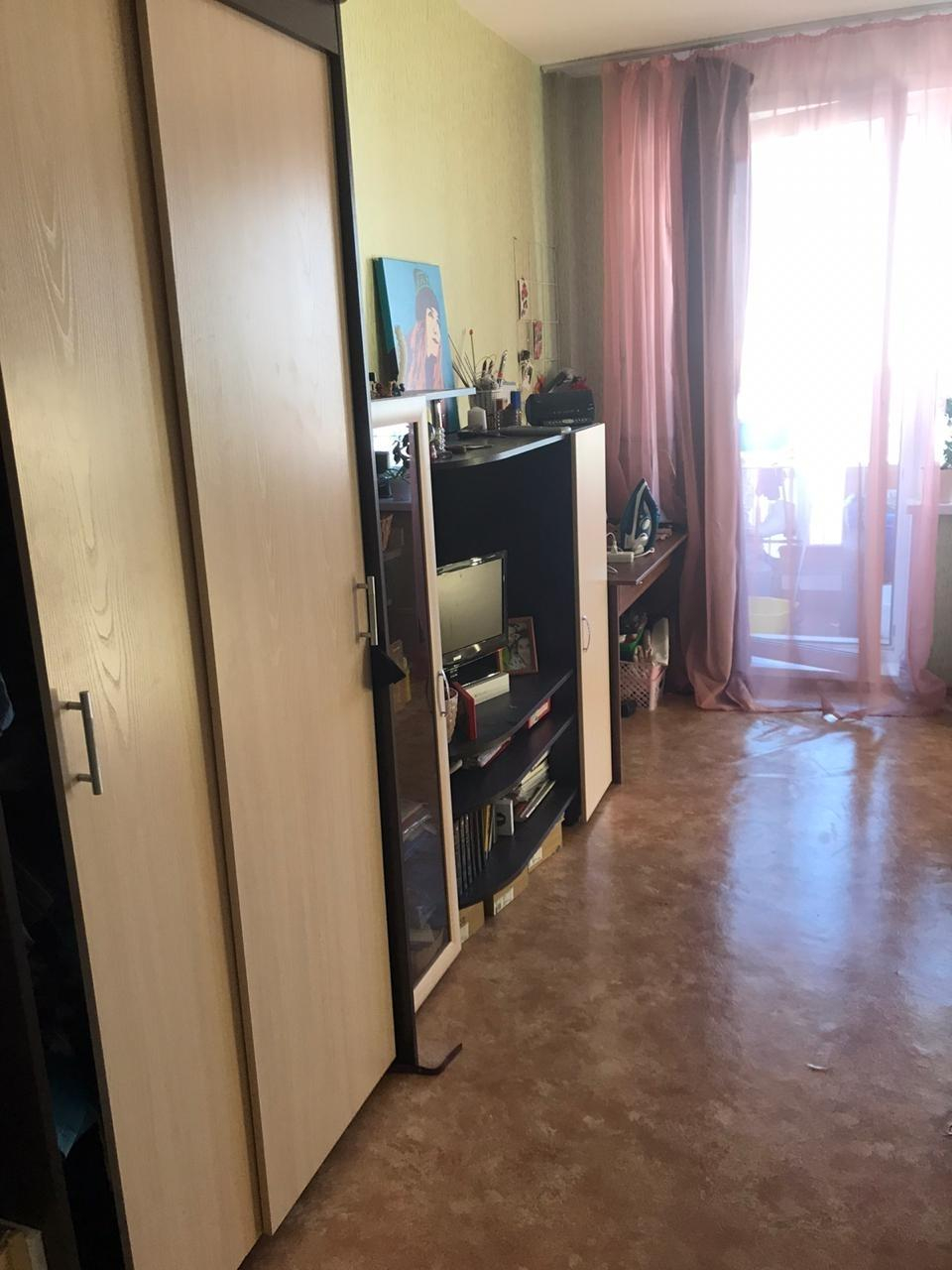 1к квартира Лесопарковая улица, 27   12000   аренда в Красноярске фото 1