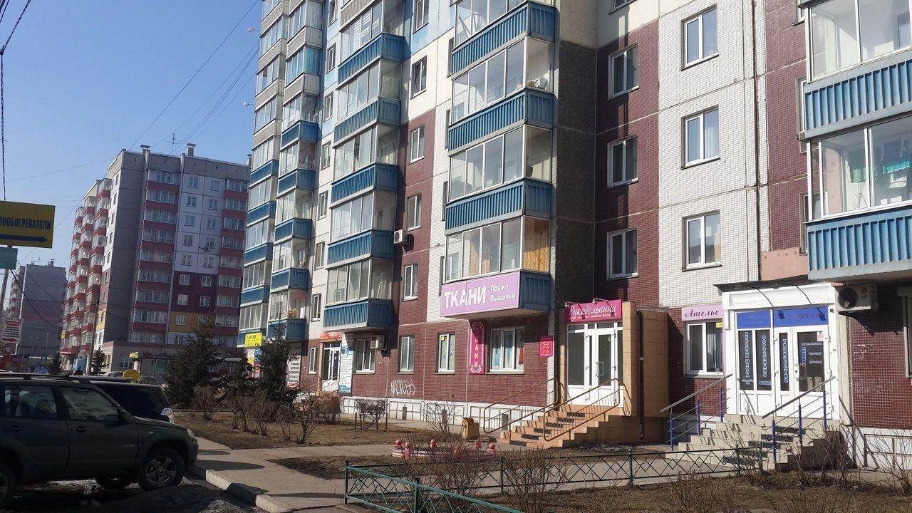 1к квартира улица Батурина, 20 | 13000 | аренда в Красноярске фото 0