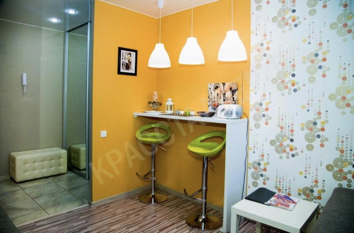 1к квартира улица Дмитрия Мартынова | 25000 | аренда в Красноярске фото 1