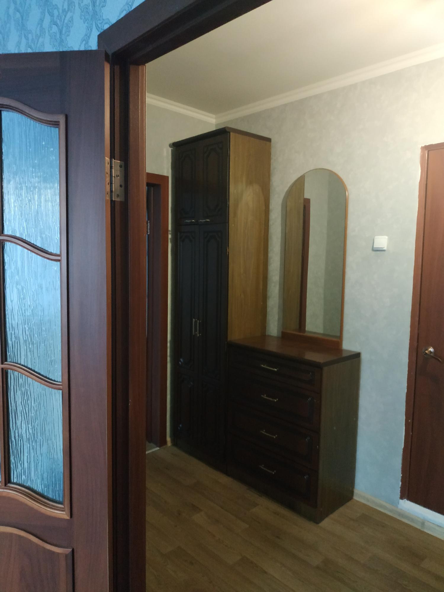 2к квартира улица Молокова, 7 | 19000 | аренда в Красноярске фото 3