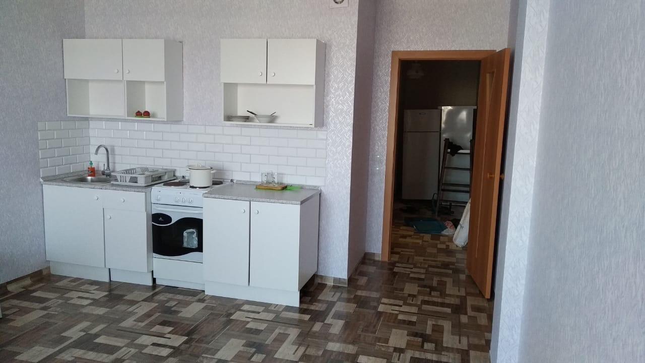 1к квартира 27д улица Судостроительная   9500   аренда в Красноярске фото 0