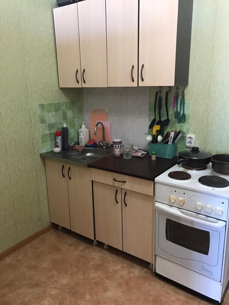 1к квартира Лесопарковая улица, 27   12000   аренда в Красноярске фото 2