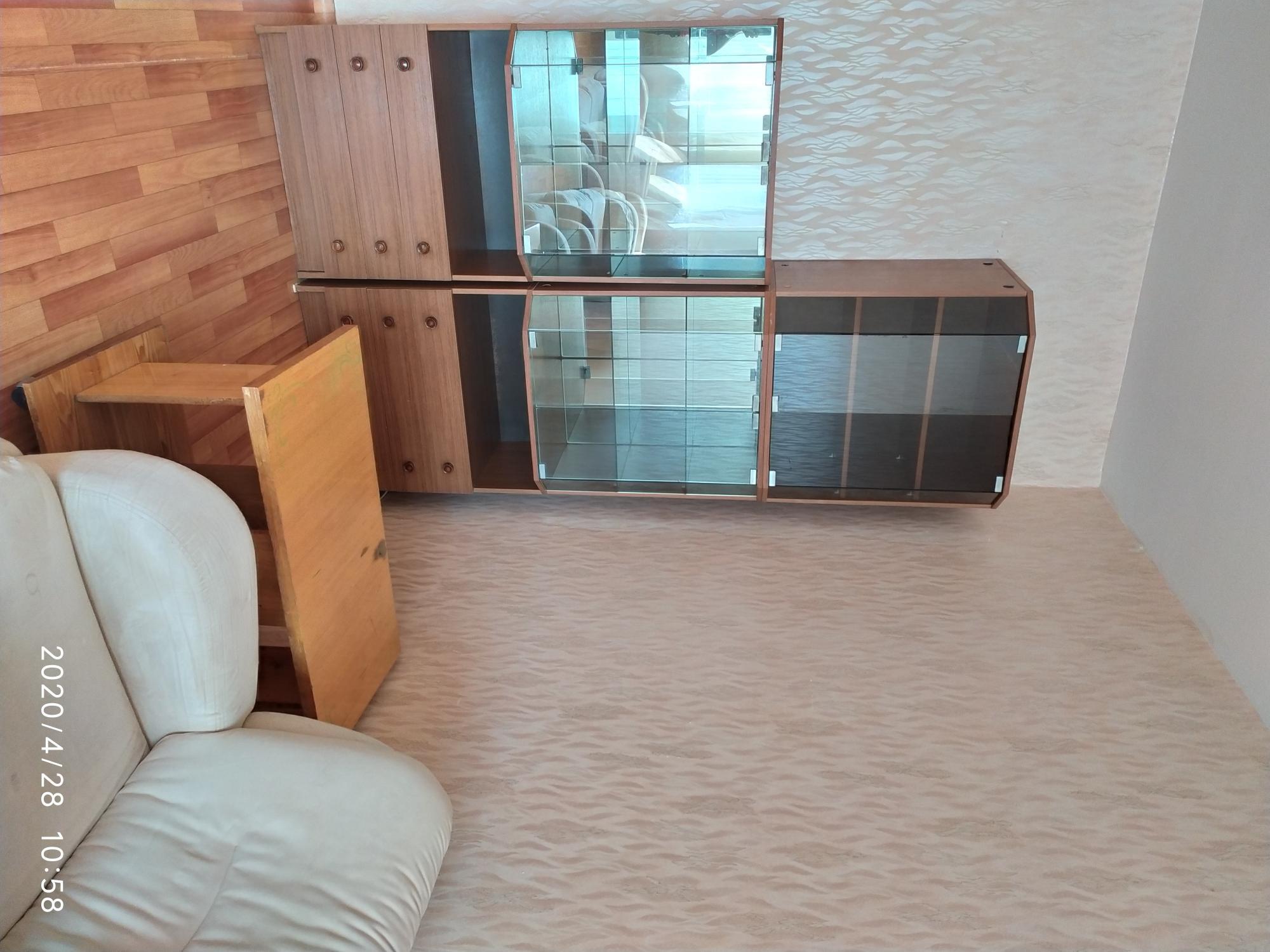 2к квартира улица Алексеева, 11 | 17000 | аренда в Красноярске фото 2