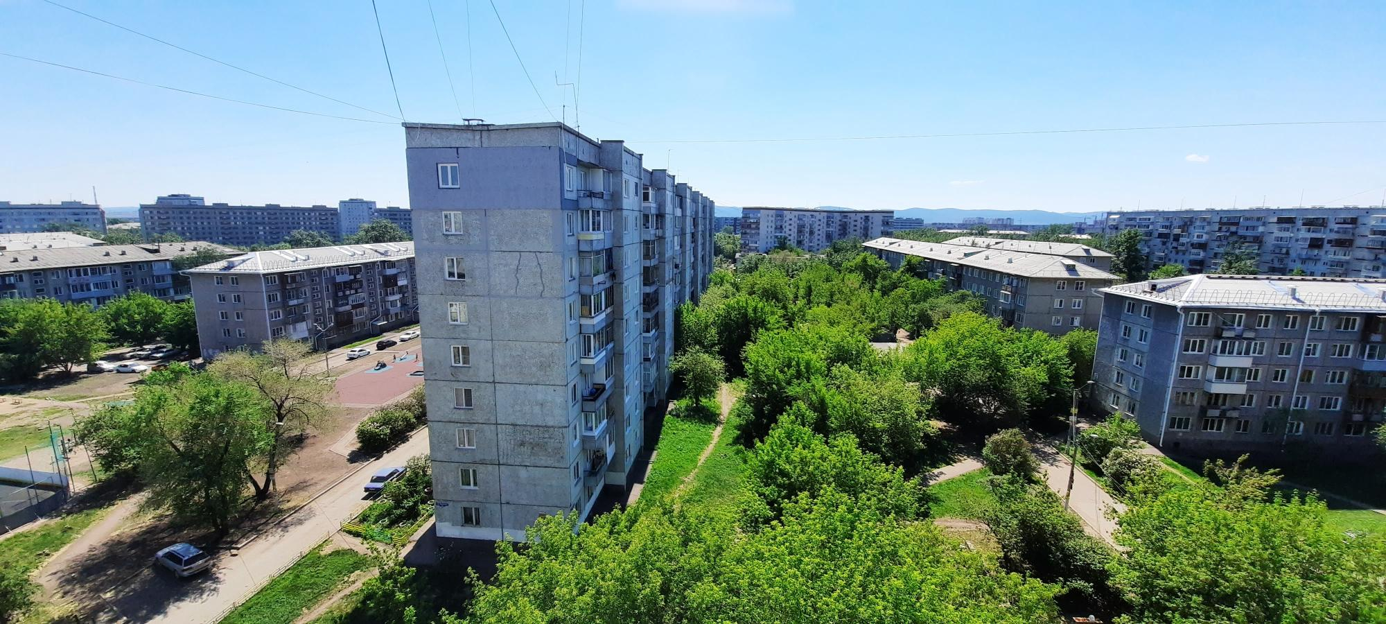 2к квартира улица Воронова, 15 | 20000 | аренда в Красноярске фото 9