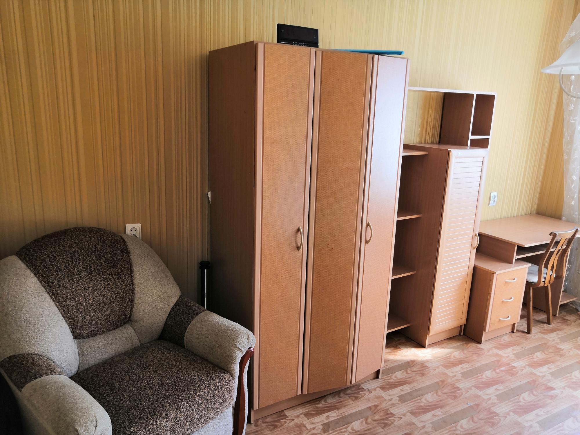 2к квартира улица Алексеева, д.25 | 17000 | аренда в Красноярске фото 1