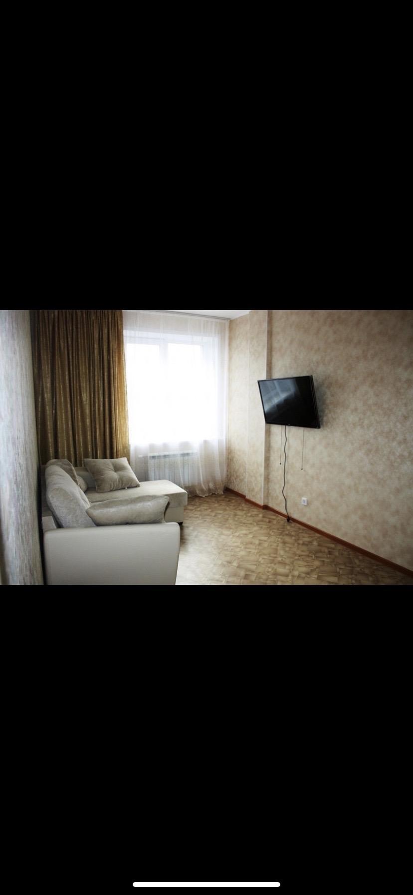 1к квартира улица Декабристов, 49 | 12000 | аренда в Красноярске фото 1
