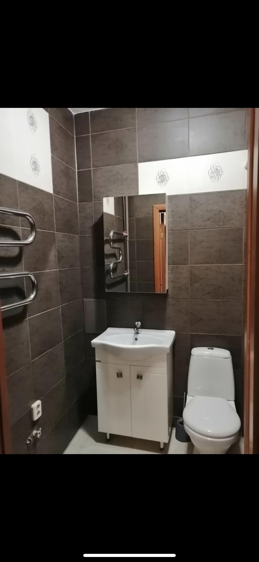 1к квартира улица Алексеева, 43 | 12000 | аренда в Красноярске фото 3
