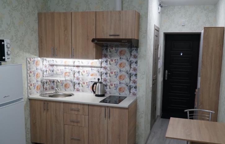 студия Северный, 1-ый микрорайон, улица Водопьянова, 11   11000   аренда в Красноярске фото 0