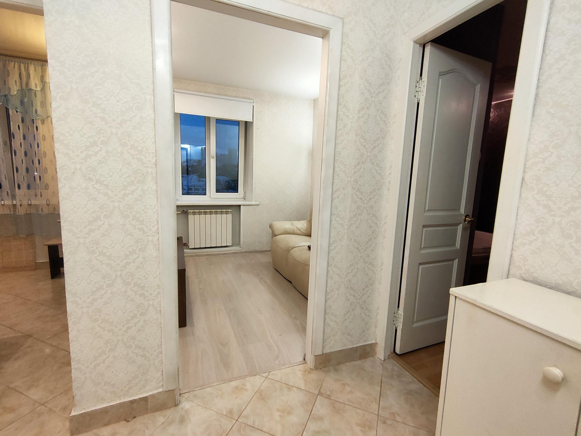 1к квартира Вокзальная улица, 25, Россия   23000   аренда в Красноярске фото 5