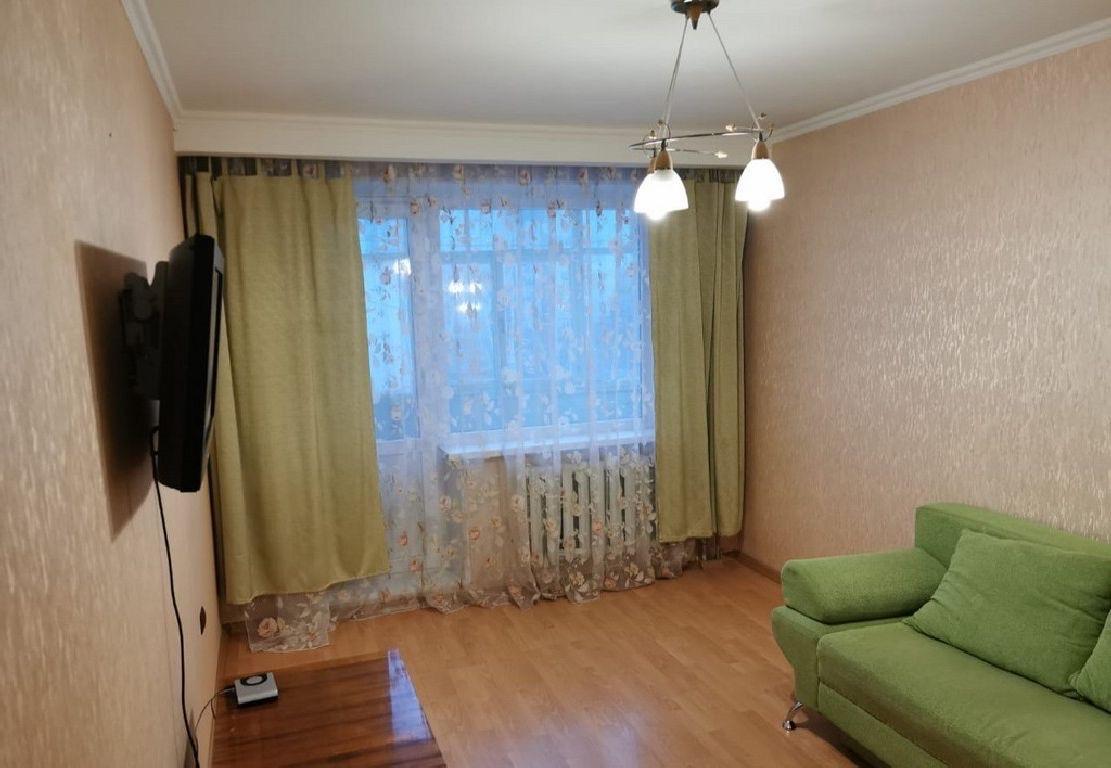 1к квартира улица Чернышевского, 77   11000   аренда в Красноярске фото 0