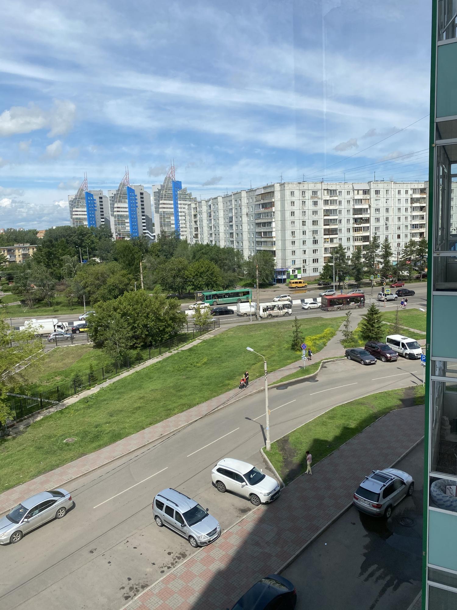 1к квартира улица 3 Августа, 26, Россия | 15000 | аренда в Красноярске фото 8