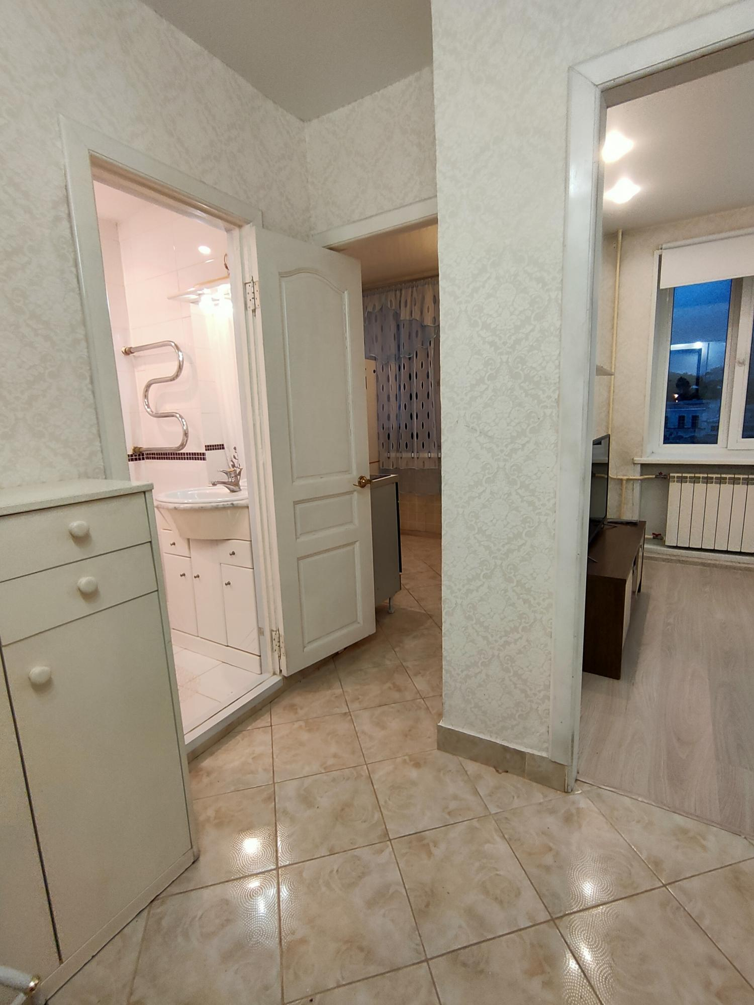 1к квартира Вокзальная улица, 25, Россия   23000   аренда в Красноярске фото 7