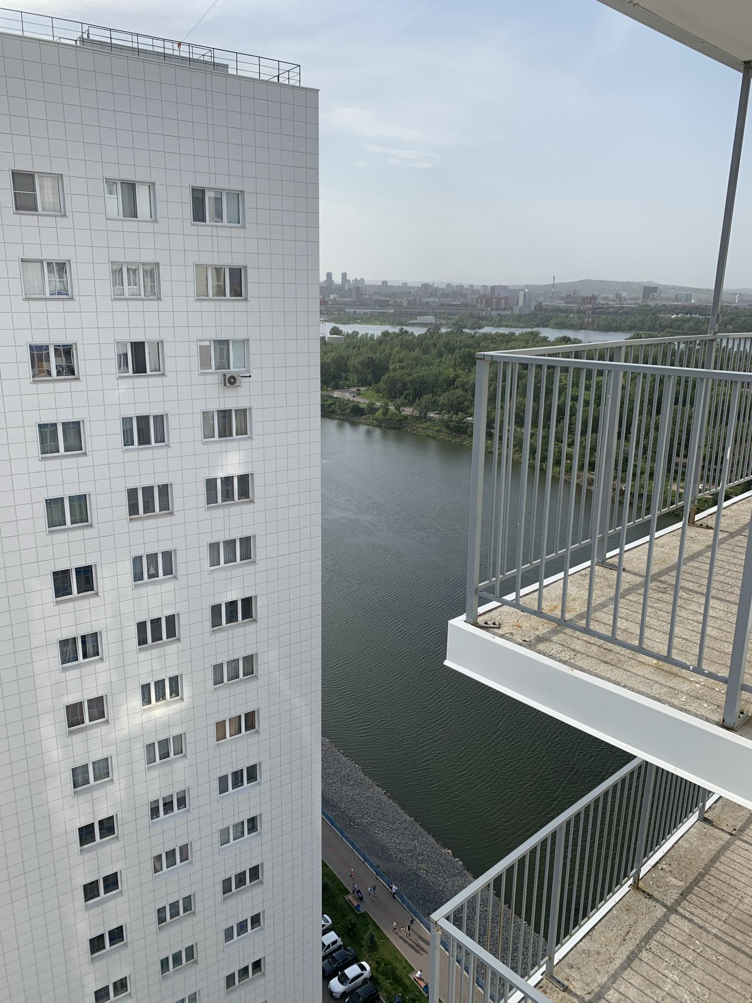1к квартира Ярыгинская набережная, 5 | 15500 | аренда в Красноярске фото 7