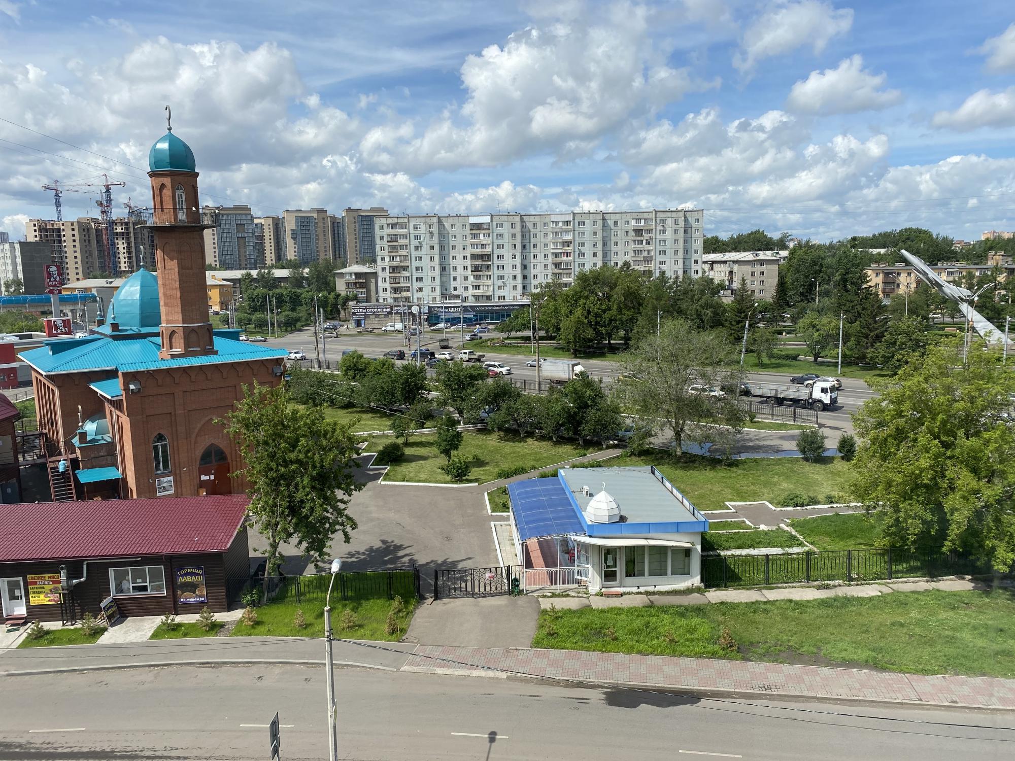 1к квартира улица 3 Августа, 26, Россия | 15000 | аренда в Красноярске фото 9