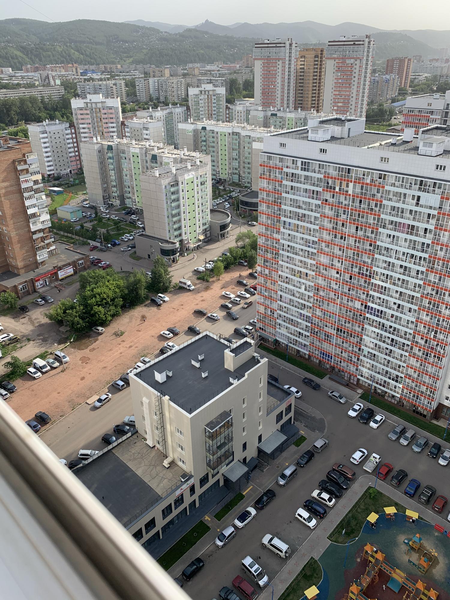 1к квартира Ярыгинская набережная, 5 | 15500 | аренда в Красноярске фото 1
