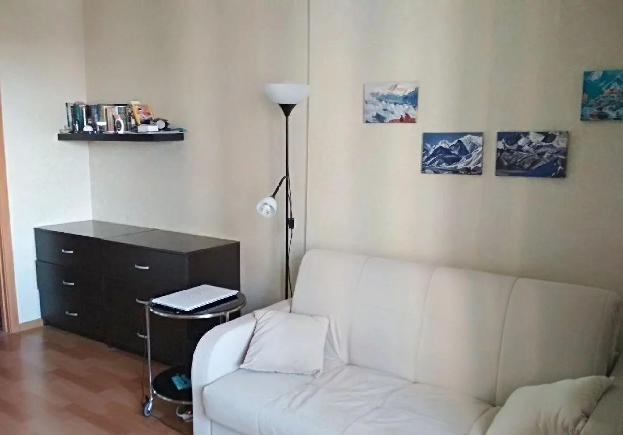 1к квартира Аэровокзальная улица, 8 | 10000 | аренда в Красноярске фото 1