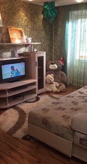 1к квартира Взлётка, 1-ый микрорайон, улица Молокова, 58 | 14000 | аренда в Красноярске фото 0