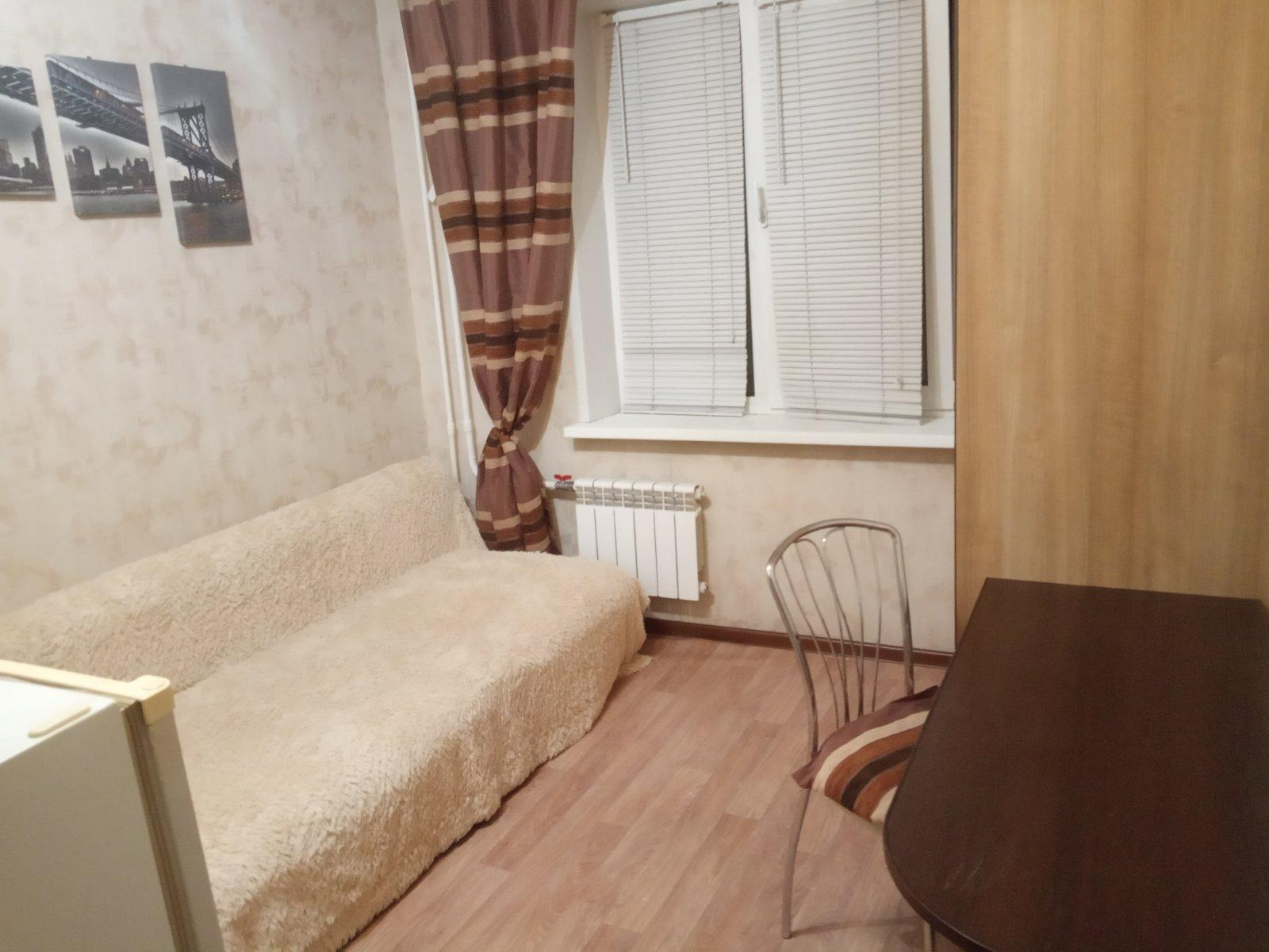 1к квартира Ястынская улица, 4   10500   аренда в Красноярске фото 2