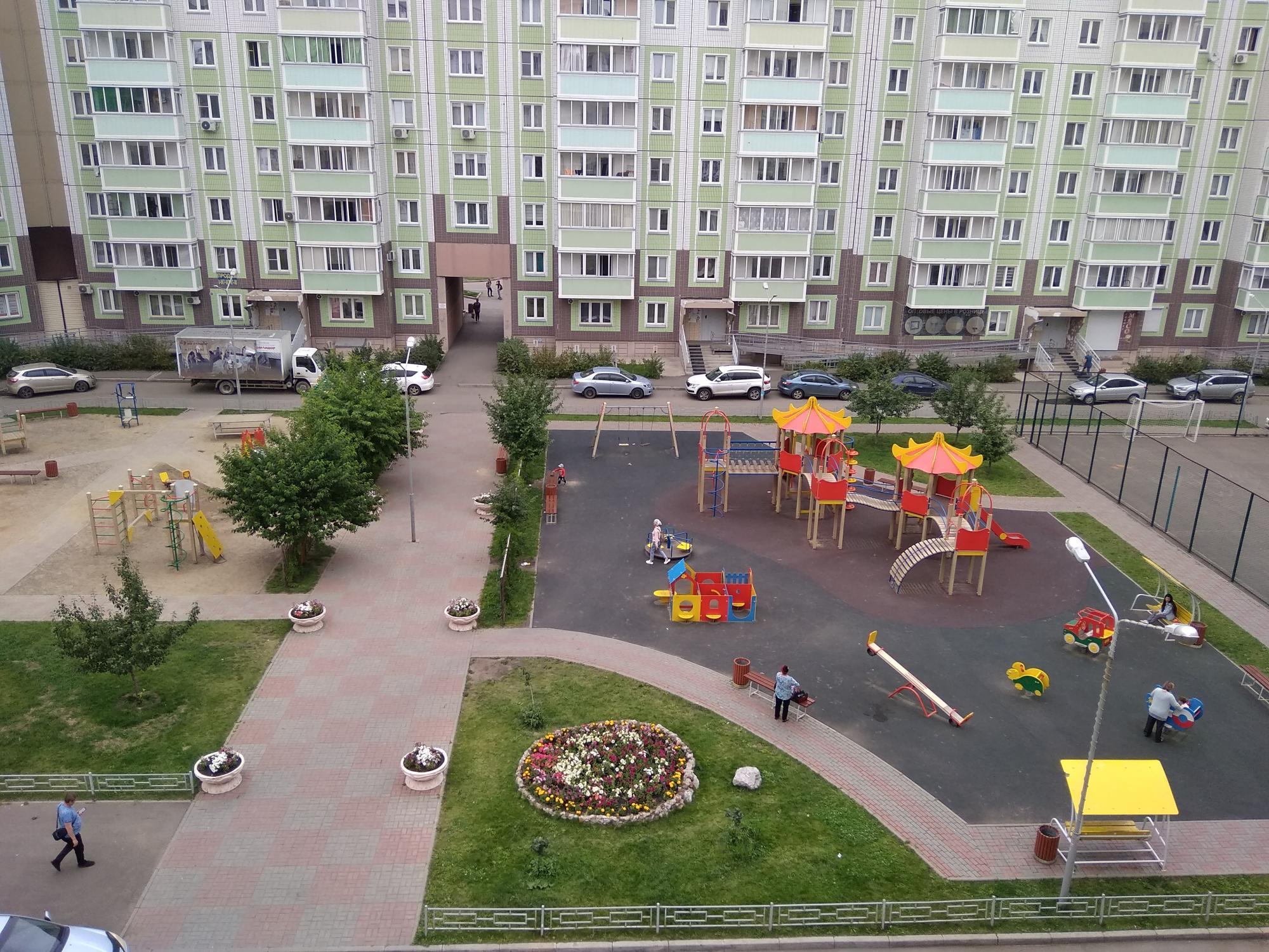 2к квартира улица Урванцева, 13 | 19000 | аренда в Красноярске фото 9