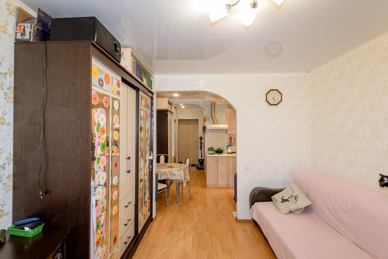 1к квартира Линейная улица, 122 | 9000 | аренда в Красноярске фото 0