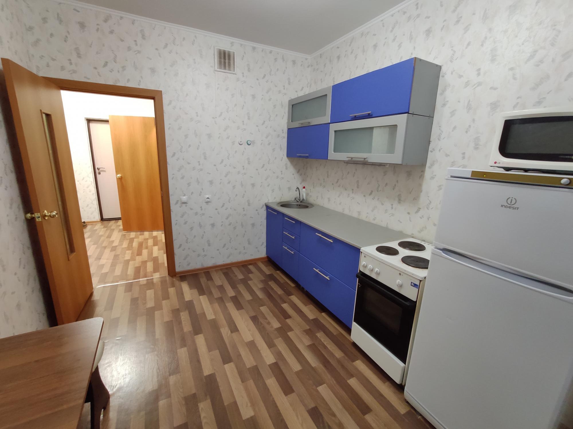 1к квартира улица Калинина, 43Б | 12000 | аренда в Красноярске фото 0