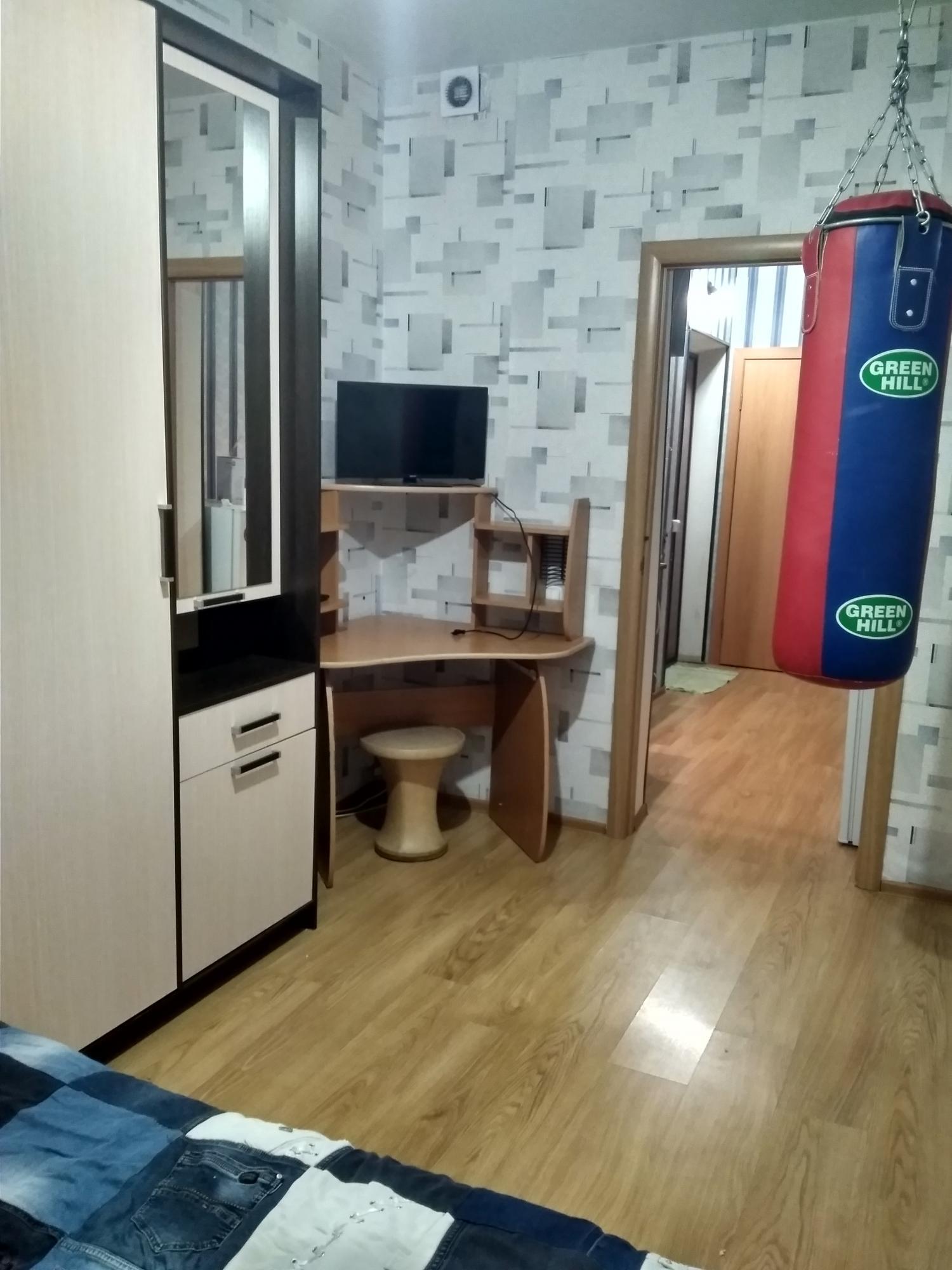 студия улица Норильская, 36 | 12000 | аренда в Красноярске фото 0
