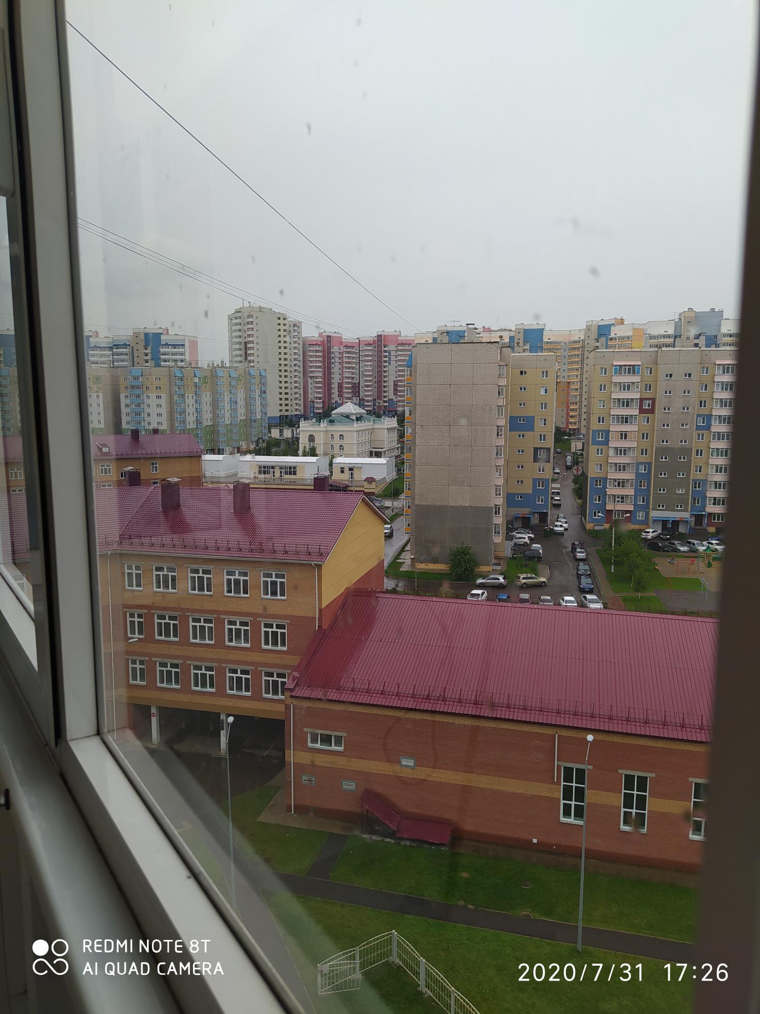 2к квартира улица Дмитрия Мартынова, 15, Россия | 21000 | аренда в Красноярске фото 17