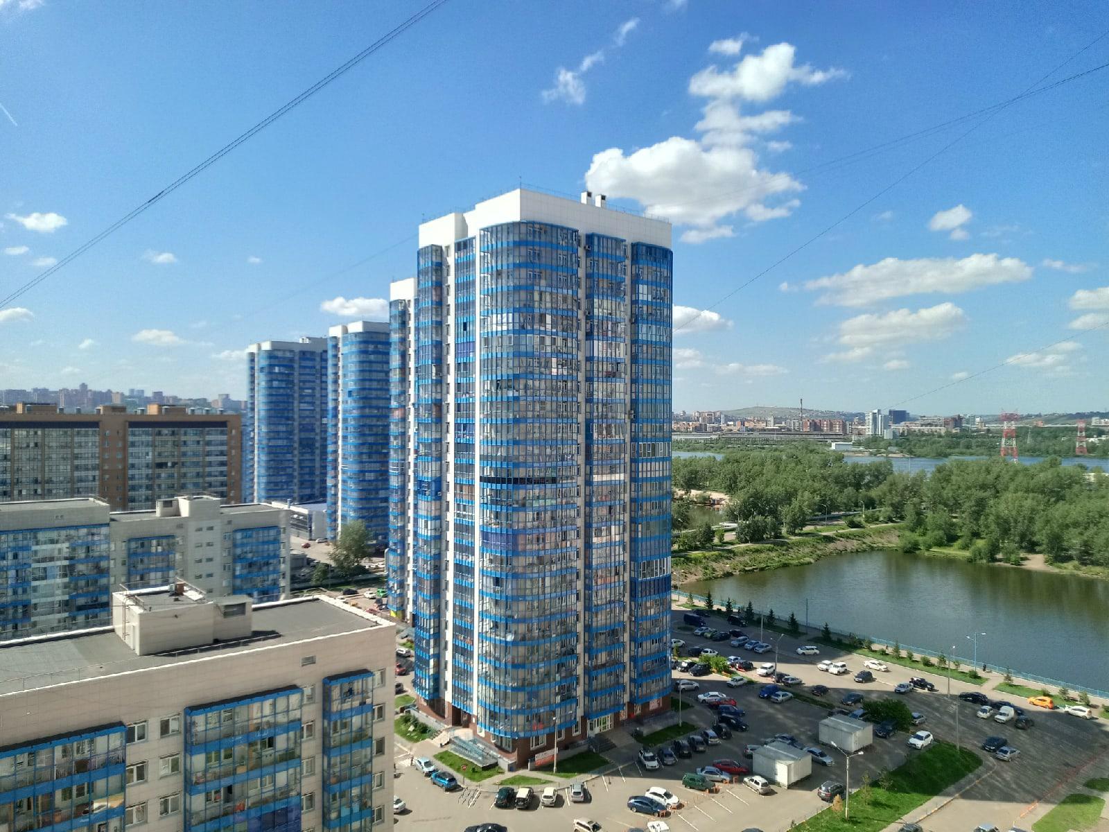 студия улица Карамзина, 16 | 13000 | аренда в Красноярске фото 0